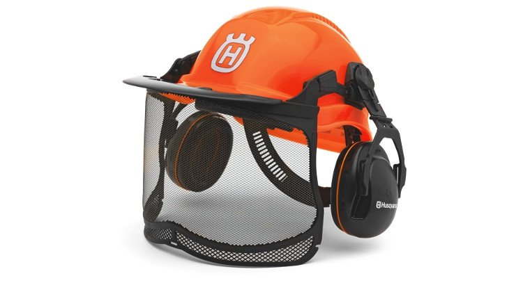 Husqvarna ProForest Chainsaw Safety  System Helmet, Ear Defenders and Visor