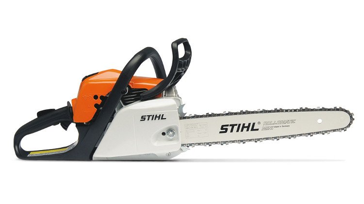 Stihl MS181 Chainsaw - Image courtesy of Stihl Marketing Library